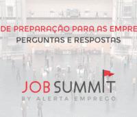 Job Summit: guia de preparação para as empresas