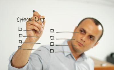 análise após entrevista de emprego