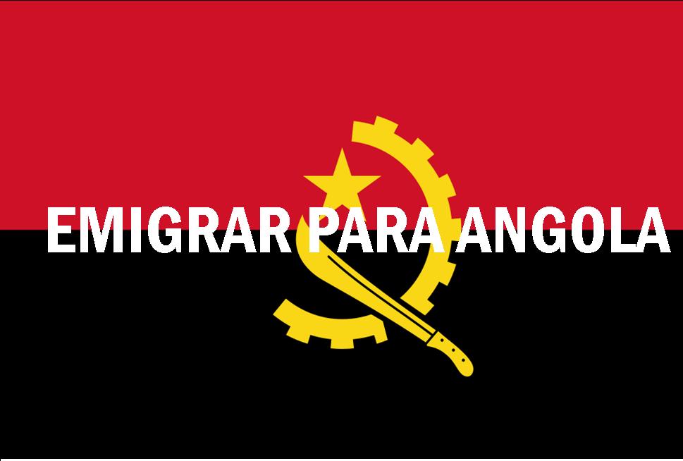 emigrar para angola