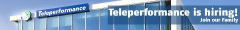 teleperformance is hiring