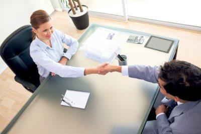 linguagem corporal entrevista de emprego