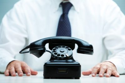 telefonar a candidatos passivos