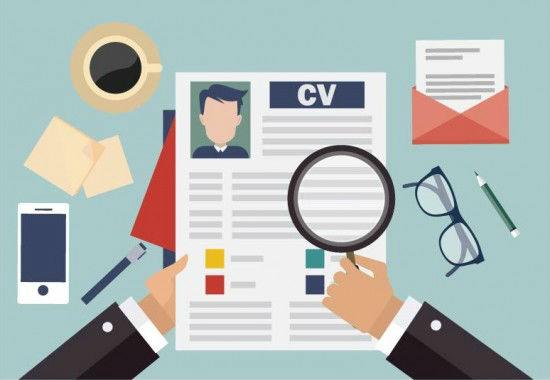 Erros no CV - porque motivo não é chamado para entrevistas