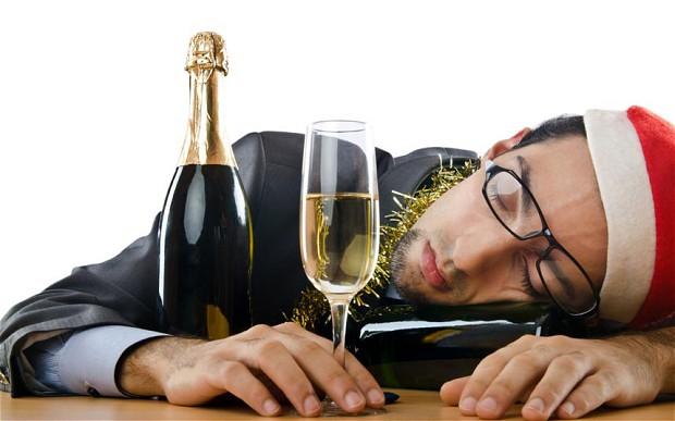 O que não deve fazer na festa de natal da empresa
