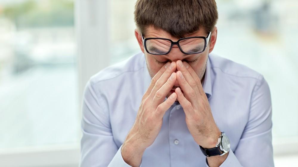 Recrutadores como gerir o stress no trabalho