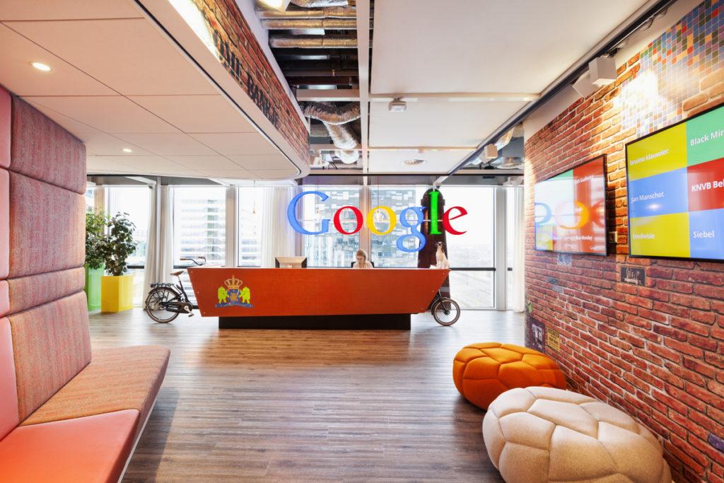 As 50 empresas onde todos querem trabalhar