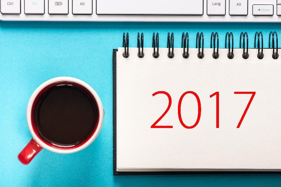 Carta de apresentação tendências para 2017