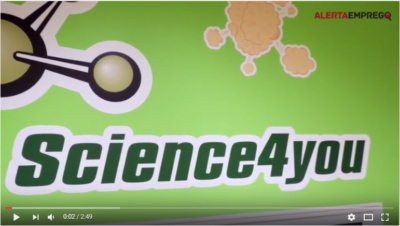 empresa da semana: science4you
