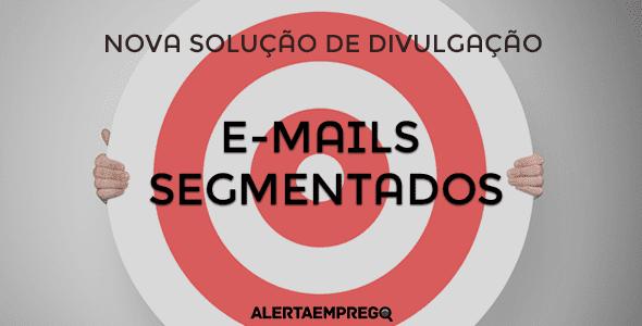 E-mails Segmentados