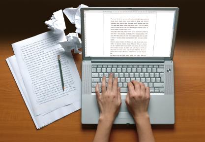carreira escrever