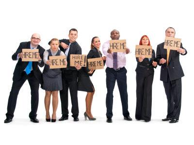 candidatos a emprego