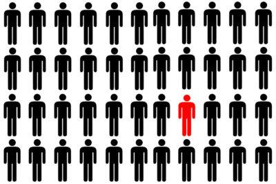destacar na procura de emprego