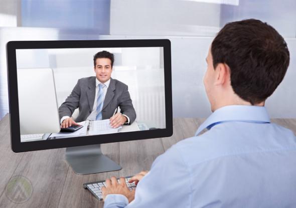 entrevista via skype