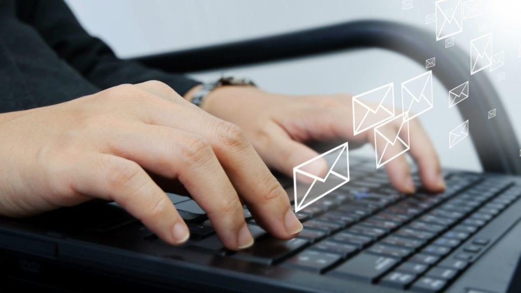 Dicas para escrever e-mails a recrutadores