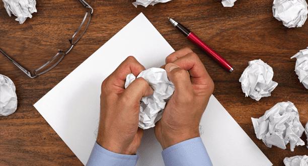 Currículos 3 erros de escrita que deve evitar