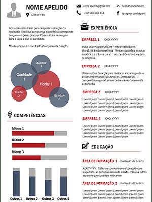 Modelo CV Infográfico_post