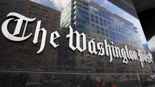Washington Post com bolsas de estudo de 750 dólares por semana