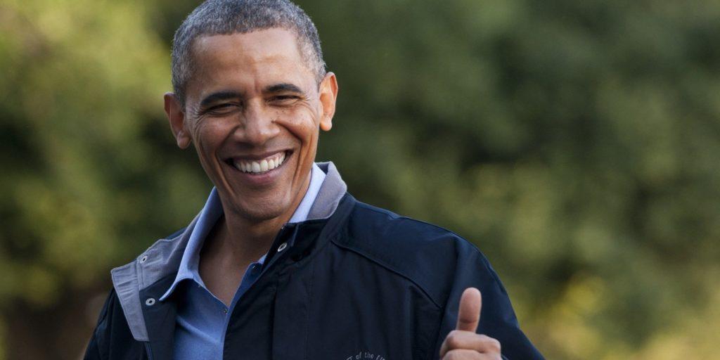 Spotify coloca anúncio para.. Barack Obama