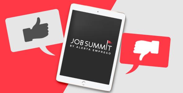Job Summit - 4ª edição da feira virtual de emprego