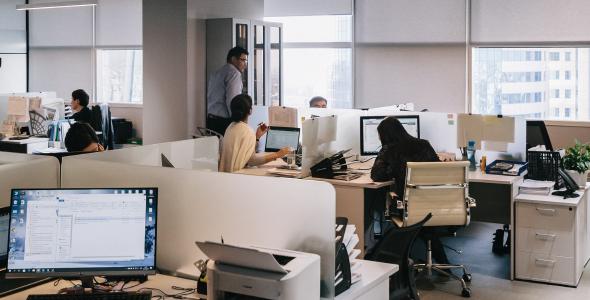 Covid-19 medidas de prevenção no local de trabalho