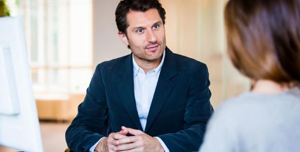 Entrevistas de Emprego comunicação não verbal